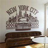 Wandtattoos: New York City 2 4