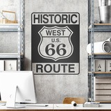 Wandtattoos: Historic Route 66 0