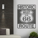 Wandtattoos: Historic Route 66 1