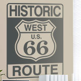 Wandtattoos: Historic Route 66 3