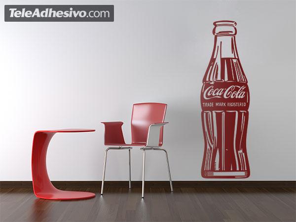 Wandtattoos: Coca Cola Warhol