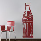 Wandtattoos: Coca Cola Warhol 4