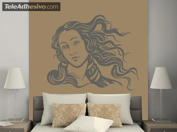 Wandtattoos: Venus von Botticelli