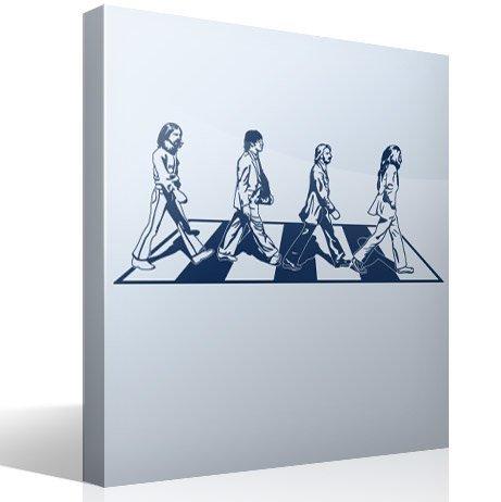 Wandtattoos: Abbey Road