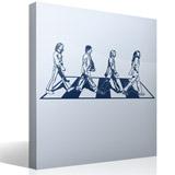 Wandtattoos: Abbey Road 2