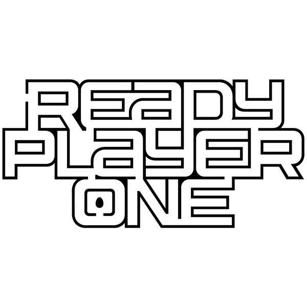 Wandtattoos: Ready Player One