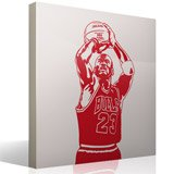 Wandtattoos: Basketball-Spieler 6