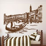 Wandtattoos: Rialto-Brücke in Venedig 5
