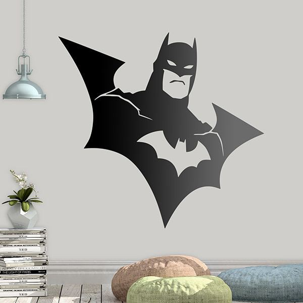 Wandtattoos: Batman, the Dark Knight