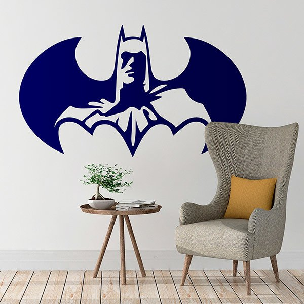 Wandtattoos: Batman Chronicles