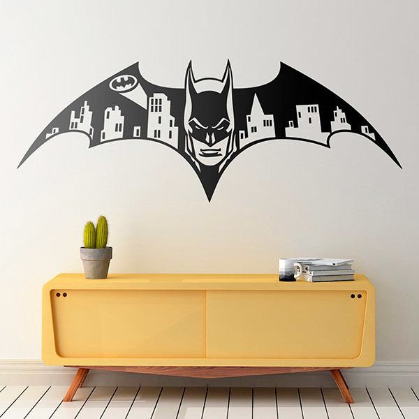 Wandtattoos: Batman Gotham Knights