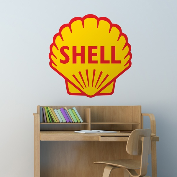 Wandtattoos: Shell Bigger