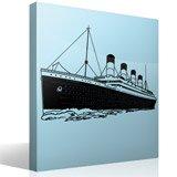 Wandtattoos: Titanic 2