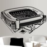 Kinderzimmer Wandtattoo: Santiago-Bernabéu-Stadion 5