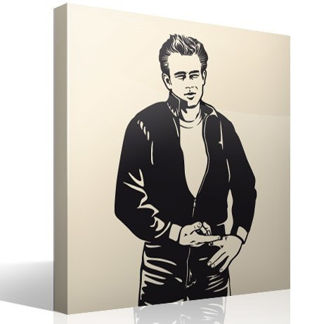 Wandtattoos: James Dean