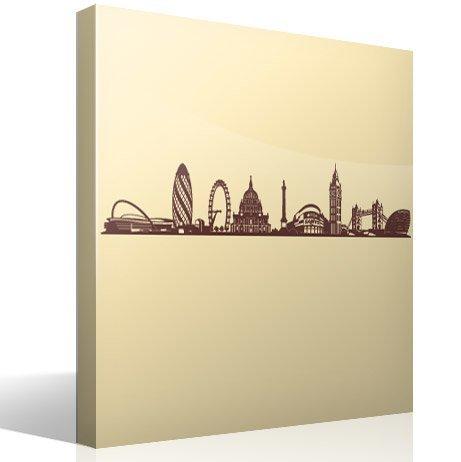 Wandtattoos: London Skyline