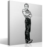 Wandtattoos: James Dean - Giganten 2