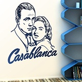 Wandtattoos: Casablanca 1