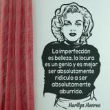 Wandtattoos: La imperfección es belleza... 2