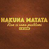 Wandtattoos: Hakuna Matata in Italienisch 2