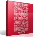 Wandtattoos: House Rules 3
