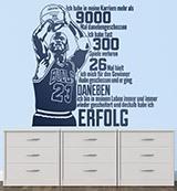 Wandtattoos: Der Erfolg von Michael Jordan 2