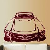 Wandtattoos: Classic car 3