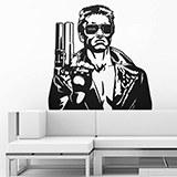 Wandtattoos: Terminator 0