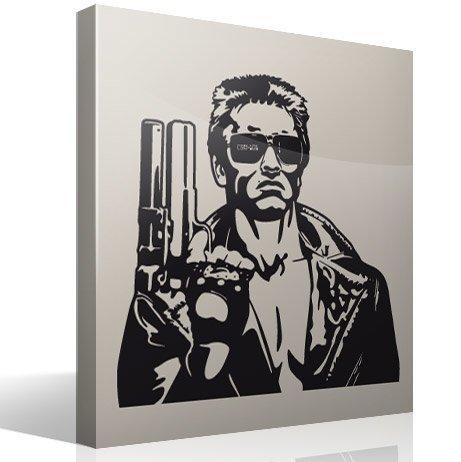 Wandtattoos: Terminator
