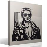 Wandtattoos: Terminator 2