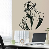 Wandtattoos: Bogart 3 0