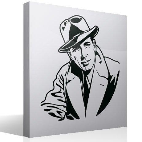 Wandtattoos: Bogart 3