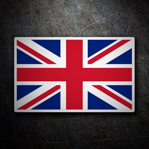 Aufkleber: Great Britain