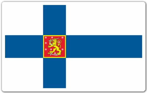 Aufkleber: Suomi