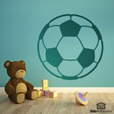 Wandtattoos: Soccer 2