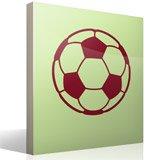 Wandtattoos: Soccer 3