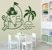 Kinderzimmer Wandtattoo: Piraten 1 4