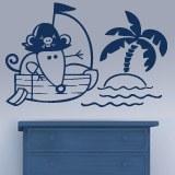 Kinderzimmer Wandtattoo: Piraten 1 5