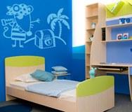 Kinderzimmer Wandtattoo: Pirata 2 4