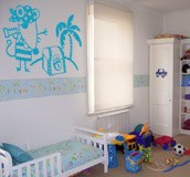 Kinderzimmer Wandtattoo: Pirata 2 5
