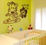 Kinderzimmer Wandtattoo: Surfero 5