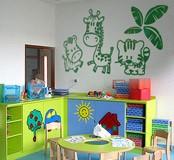 Kinderzimmer Wandtattoo: Zoo 9