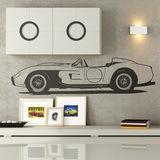 Wandtattoos: Ferrari Testa Rossa 1957 0
