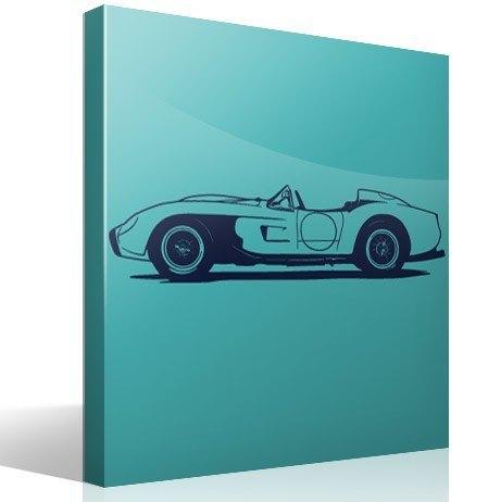 Wandtattoos: Ferrari Testa Rossa 1957