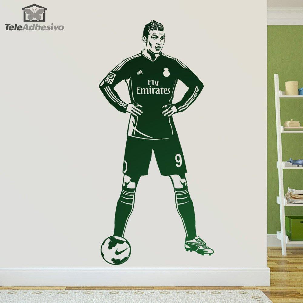 Wandtattoos: Fußballer 2