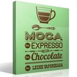 Wandtattoos: Café Moca 3