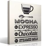 Wandtattoos: Coffee Mocha 2