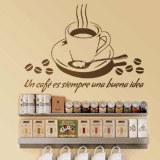 Wandtattoos: Un café es siempre una buena idea 2