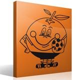 Wandtattoos: Naranjito 3