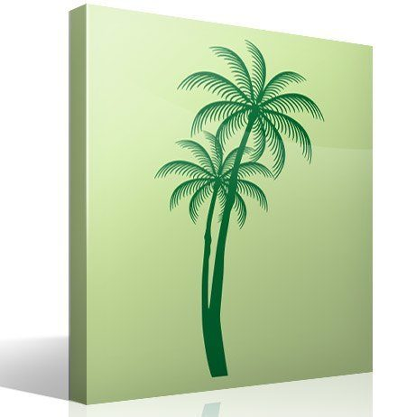 Wandtattoos: Palmen